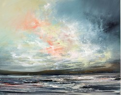 Cloudy Horizons V by Philip Raskin -  sized 19x15 inches. Available from Whitewall Galleries